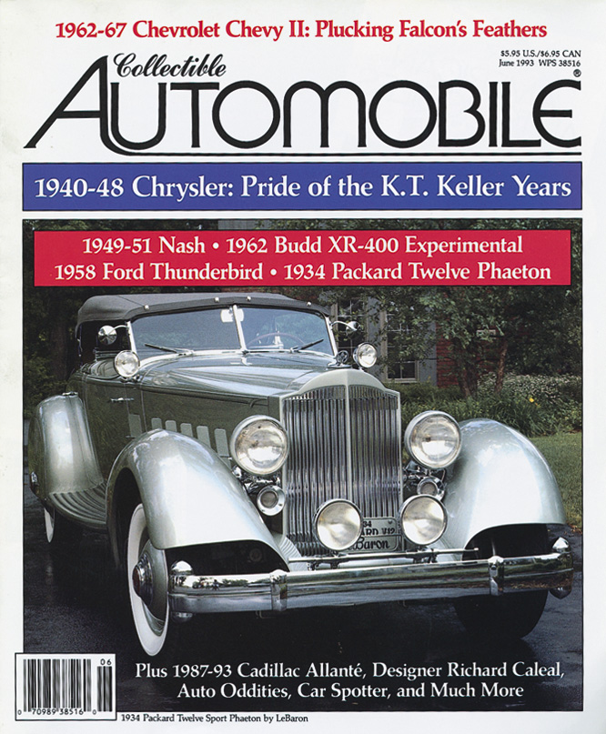 Collectible Automobile Vol. 31 No. 2 August 2014