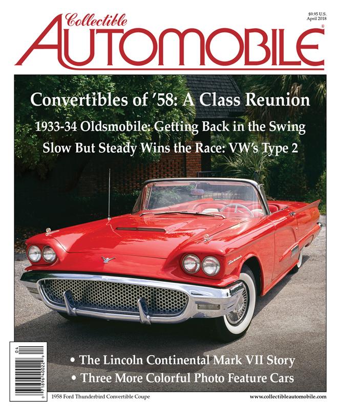 Collectible Automobile Magazine | The premiere magazine devoted to ...